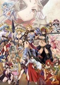 Queen's Blade - Gyokuza o Tsugu Mono